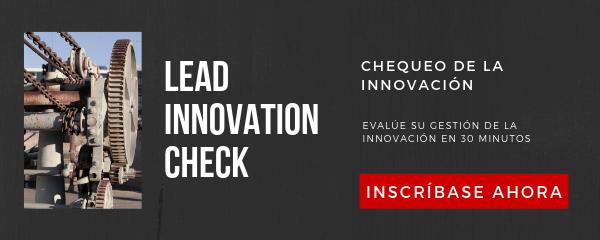 Chequeo de la innovación