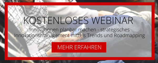 Webinar: Innovationen planbar machen