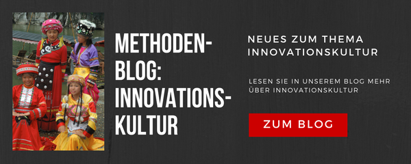 Neues zum Thema Innovationskultur