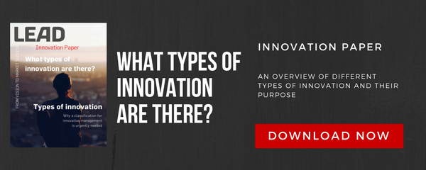 Paper Types of Innovation