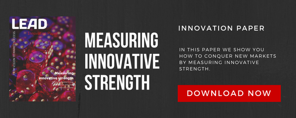 Measuring innovative strength