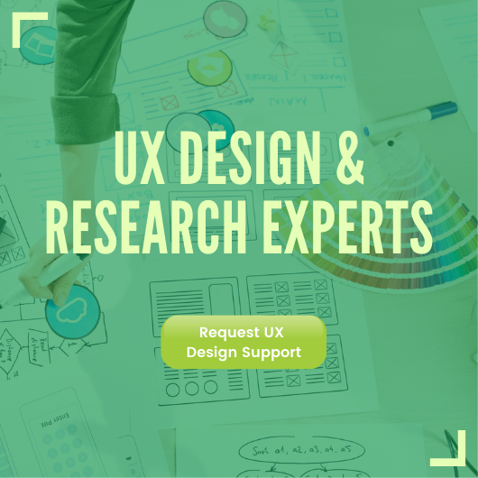 UX Design & Research Support