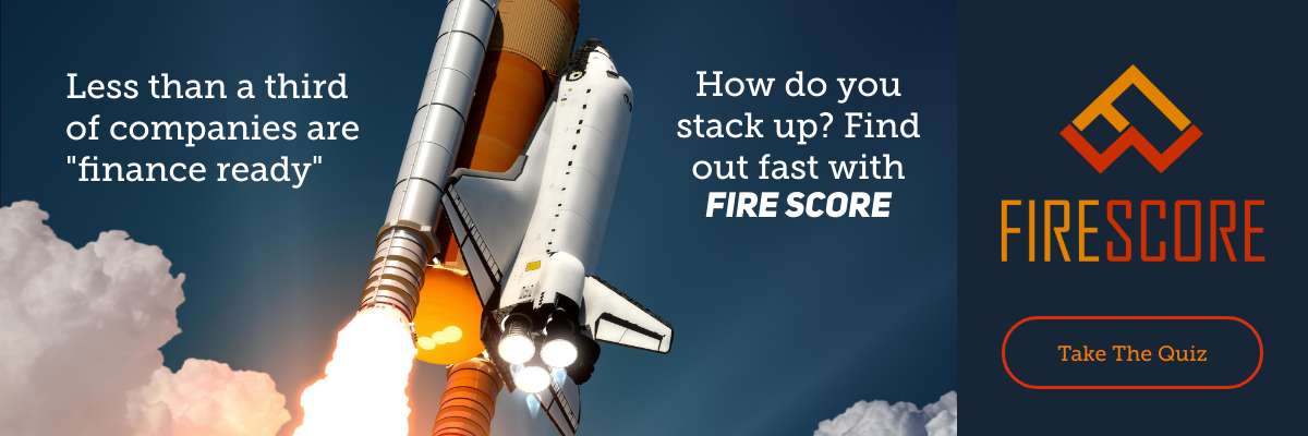 FiRe Score - The Finance Readiness Assessment