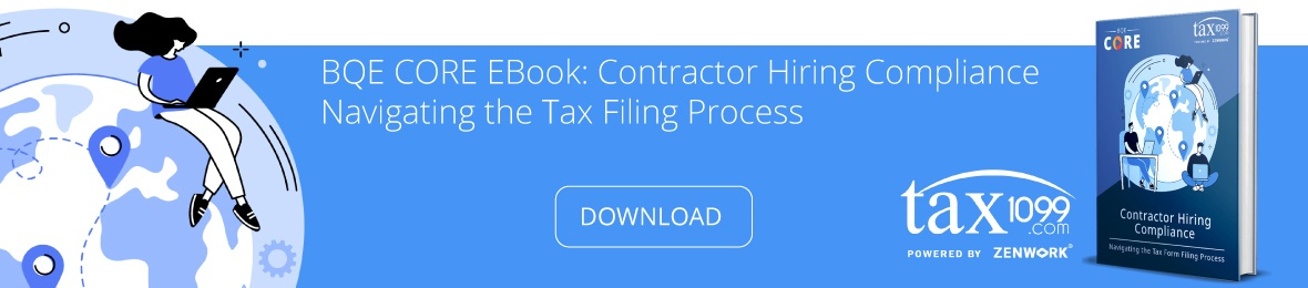 eBook Contractor Hiring Compliance Navigating the Tax Filing Process
