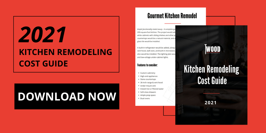 Kitchen Remodel Cost Guide in Tennessee and North Carolina - Download Now