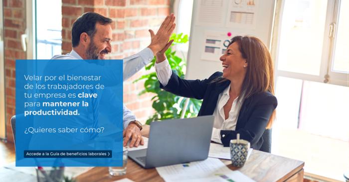 Guía para resguardar el bienestar de los colaboradores de tu empresa.