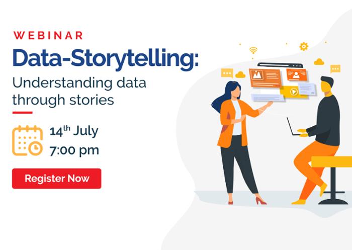 Data-Storytelling: Understanding Data through Stories