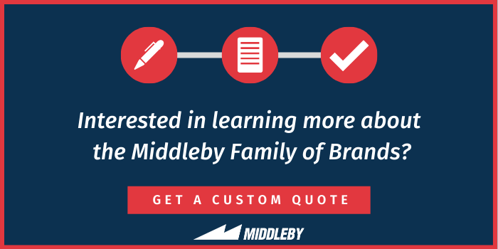 Middleby Quote Request