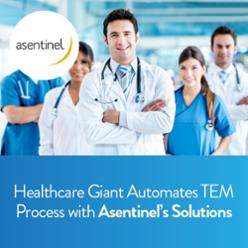 Healthcare Giant Automates TEM Process with Asentinel's Solutions