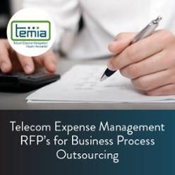 TEM RFP's for Business Process Outsourcing