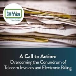 A Call to Action: Overcoming the Conundrum of Telecom Invoices and Electronic Billing