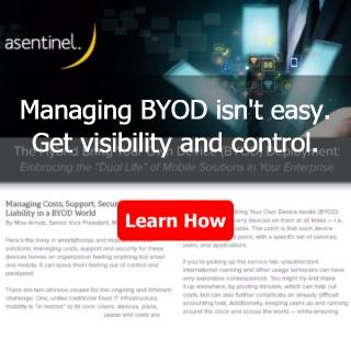 Managing BYOD isn't easy. Get visibility and control. Learn how.