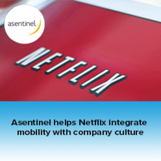 Asentinel Helps Netflix Integrate Mobility with Company Culture