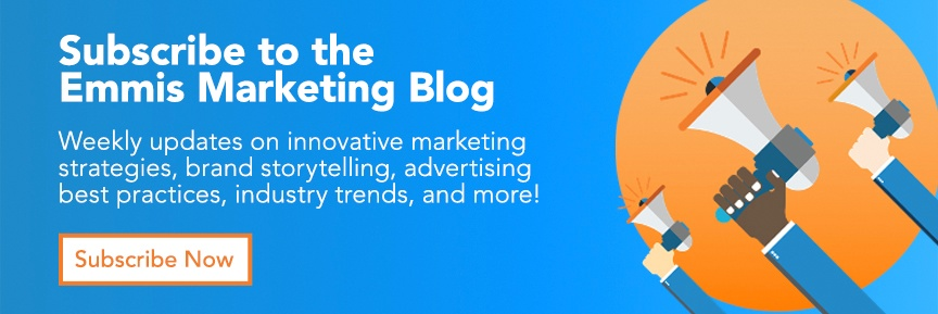 Subscribe to the Blog | Emmis Marketing