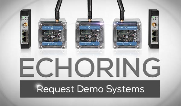 CTA -  Request Echoring Demo system for 5 GHz - data radio systems DATAEAGLE