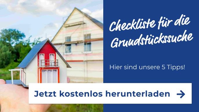 grundstückssuche checkliste