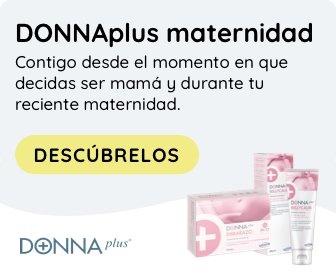 Banner gamma DONNAplus Maternidad cuadrado