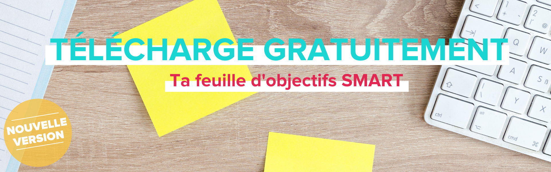 Télécharge ta feuille de notes SMART