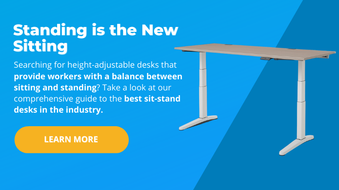 Standing is the New Sitting