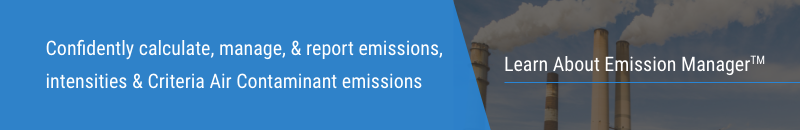 Learn about Emission Manager
