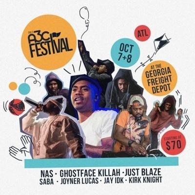A3C hip hop festival 2017