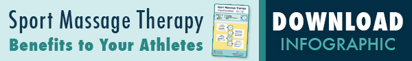 Download the Sport Massage Therapy Infographic