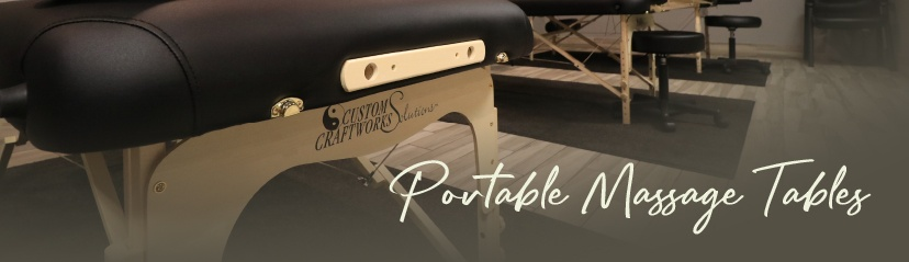 Portable Massage Table Comparison Chart