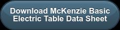 DownloadMcKenzie Basic  Electric TableData Sheet