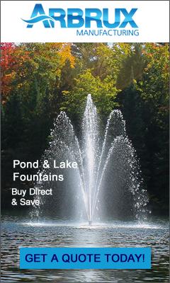 Lake Fountain Free Quote