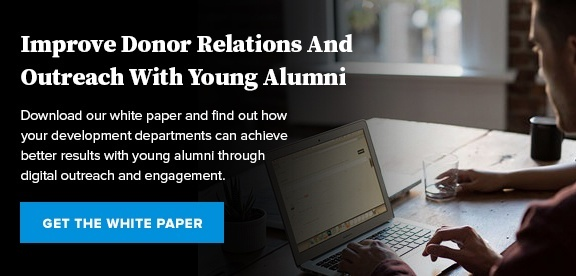 Donor Relations and Outreach Young Alumni
