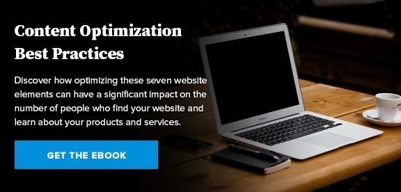 Content Optimization Best Practices