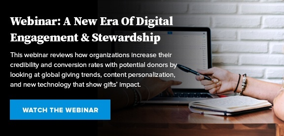 Digital Engagement and Stewardship Webinar