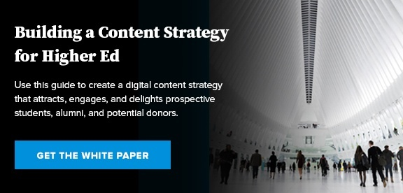 Content Strategy for Higher Ed Download