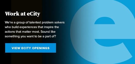 Work at eCity Interactive