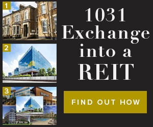 1031 Exchange Into A REIT