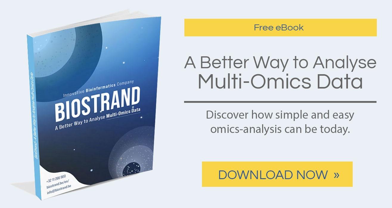 A Better Way to Analyse Multi-Omics Data