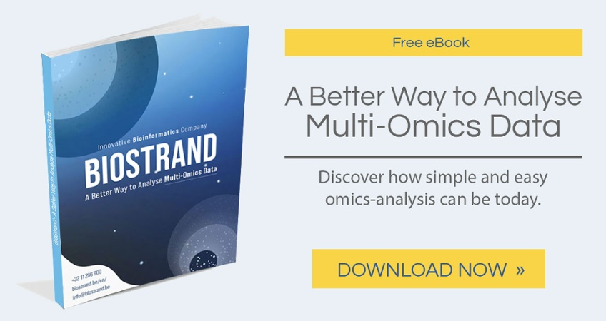 Ebook: A better way to analyse multi omics data