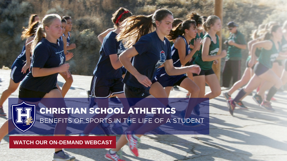 Christian School Athletics: Benefits of Sports in the Life of a Student
