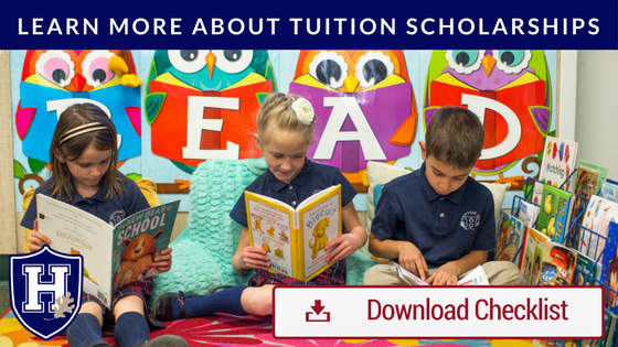 Learn More About Tuition Scholarships at Heritage Oak School