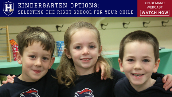 Kindergarten Options: Selecting The Right School For Your Child