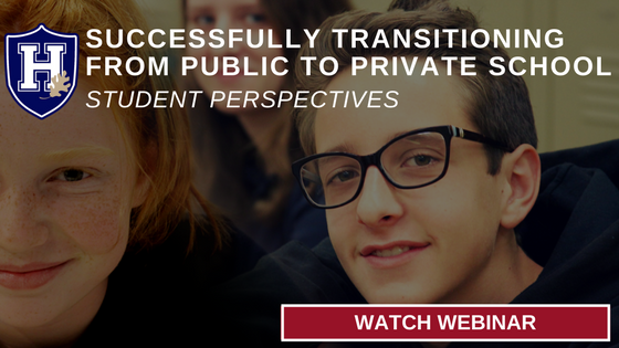 Successfully Transitioning from Public to Private School