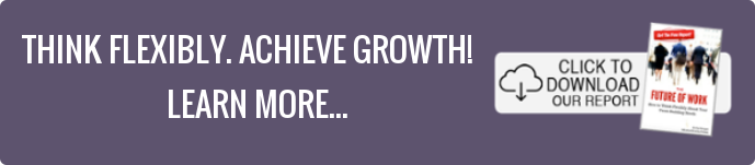 THINK FLEXIBLY. ACHIEVE GROWTH!    LEARN MORE...