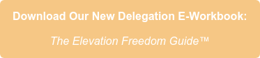 Download Our New Delegation E-Workbook: The Elevation Freedom Guide