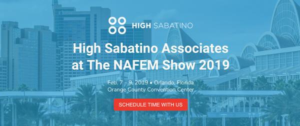 High Sabatino NAFEM 19 CTA
