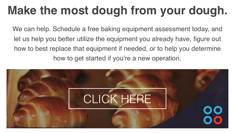 Baking Equipment Assessment
