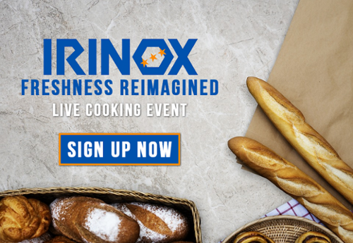 irinox cooking demo