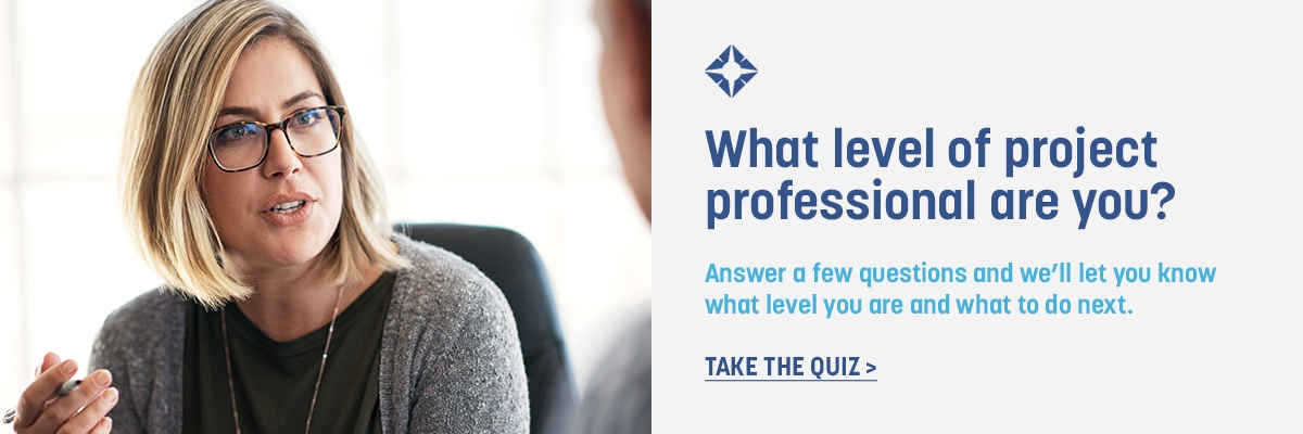 project manager self assessment quiz