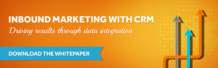 Inbound Marketing with CRM