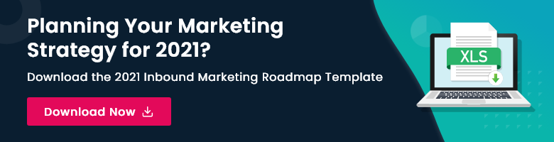 2020 Inbound Marketing Template