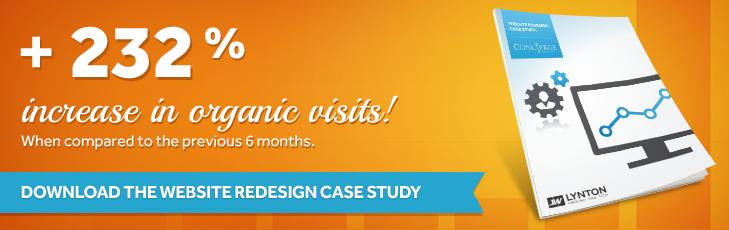 Case Study Website Redesign